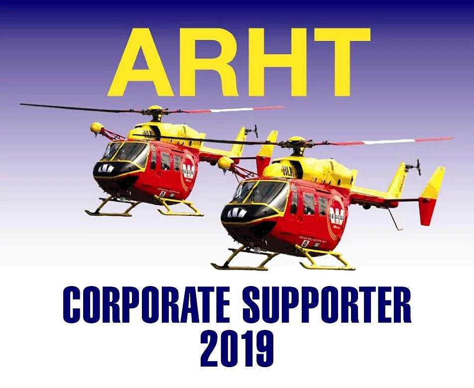 Westpac Helicopter Sponsor
